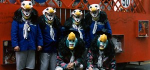 Gruppenfoto Fasnacht 1997