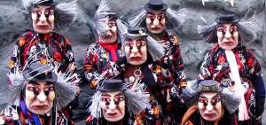 Gruppenfoto Fasnacht 2005