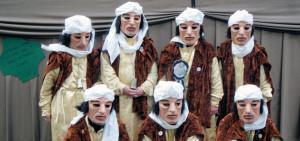 Gruppenfoto Fasnacht 2010