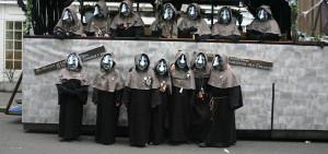 Gruppenfoto Fasnacht 2011