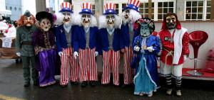 Gruppenfoto Fasnacht 2006
