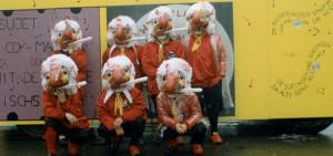 Gruppenfoto Fasnacht 1993