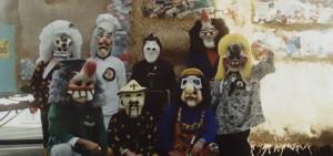 Gruppenfoto Fasnacht 2004