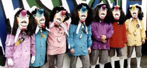 Gruppenfoto Fasnacht 1994
